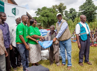 DONATION TO ZOMBA FLOOD VICTIMS – SPEECH BY THE CEO